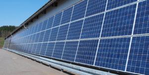 Der Einsatz von erneuerbaren Energien zur Herstellung unserer Produkte ist uns wichtig.